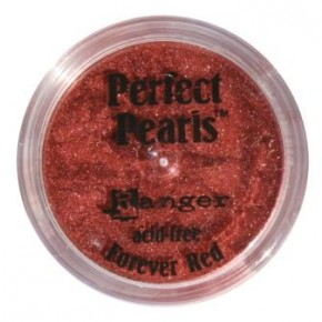 Barevný pudr Perfect Pearls - Forever Red 2,5g